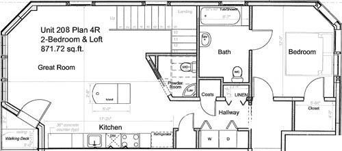 loft blueprints
